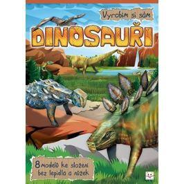 Brydak Piotr: Vyrobím si sám - Dinosauři