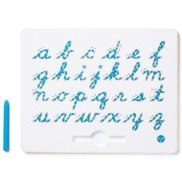 Montessori pomůcky Magnetická tabulka - Malé psací písmo