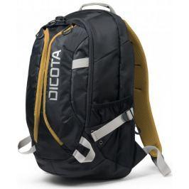"Dicota Backpack Active 14"" - 15.6"" black / yellow (D31048)"