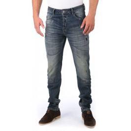 Desigual pánské jeansy 30 modrá