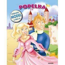 Popelka - Poskládej model a hraj si!