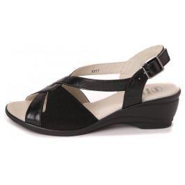 Scholl dámské sandály Rosina 36 černá