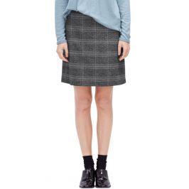 s.Oliver dámská sukně 34 tmavě šedá