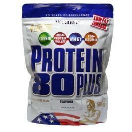 Weider Protein 80 Plus 500 g -  Kapučíno Po tréninku