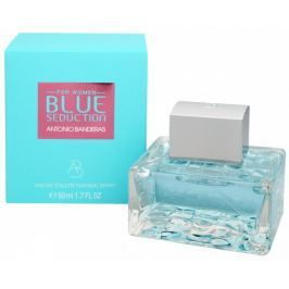 Antonio Banderas Blue Seduction For Women - EDT 100 ml Dámské parfémy
