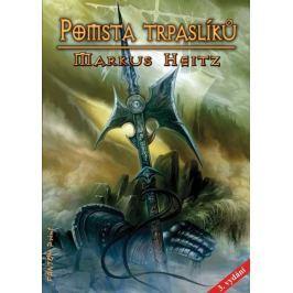 Heitz Markus: Trpaslíci 3 - Pomsta trpaslíků Sci-fi a fantasy