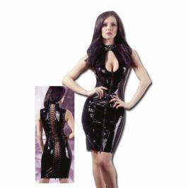Šaty se šněrovačkou (XL) Šaty