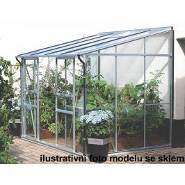 VITAVIA skleník VITAVIA IDA 5200 PC 6 mm stříbrný Skleníky