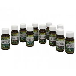 Saloos Vonný olej do aromalamp 10 ml (Varianta Veselé vánoce) Aromaterapie