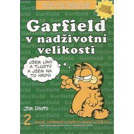 Davis Jim: Garfield v nadživotní velikosti (č.2) Komiksy