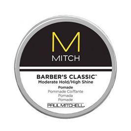 Paul Mitchell Pomáda pro zpevnění a intenzivní lesk vlasů Mitch (Barber´s Classic Moderate Hold/High Shine) 85 g Hlíny, gumy, krémy, pasty, pudry na vlasy