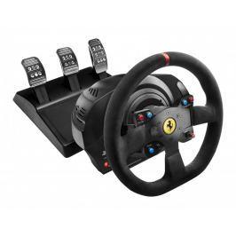 Thrustmaster Sada volantu a pedálů T300 Ferrari 599XX EVO Alcantara (4160652) Online katalog produktů