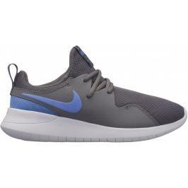 Nike Tessen GS Running Shoe Gunsmoke Royal Pulse-White 35,5 Obuv