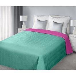 My Best Home Přehoz na postel Moris tyrkys 220x240 cm Přehozy na postel