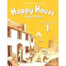 Maidment Stella: Happy House 1 New Edition Activity Book and MultiROM Pack CZ Slovníky, učebnice