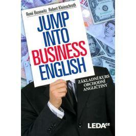 Bosewitz René, Kleinschroth Robert: Jump into Business English - Základní kurs obchodní angličtiny Slovníky, učebnice