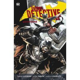 Layman John a kolektiv: Batman Detective Comics 5 - Gothopie Komiksy