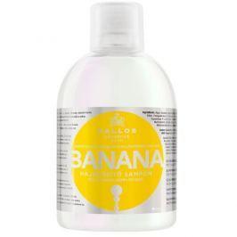 Kallos Posilující šampon s extrakty z banánu (Banana Fortifying Shampoo with Multivitamin Complex) 1000 ml Šampony