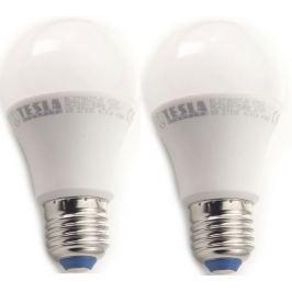 Tesla LED žárovka BULB, E27, 6W 2pack Podle závitu