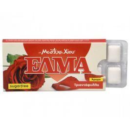 Masticlife ELMA Rose Chewing Gum 10 ks Žvýkačky
