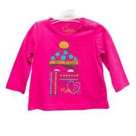 Losan dívčí tričko 68 růžová Produkty