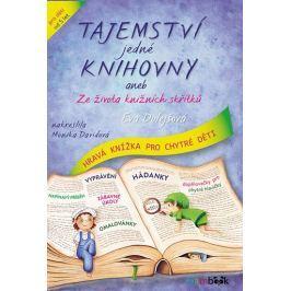 Dolejšová Eva: Tajemství jedné knihovny aneb Ze života knižních skřítků Naučná literatura do 10 let