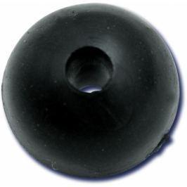 Black Cat gumové kuličky rubber shock bead Zarážky