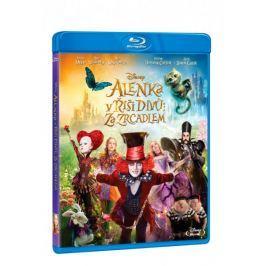 Alenka v říši divů: Za zrcadlem   - Blu-ray Fantasy
