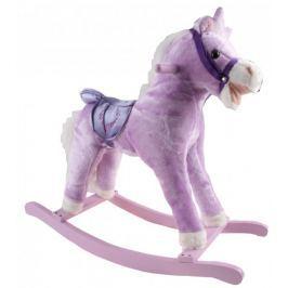 Alltoys Houpací jednorožec fialový Houpací koně