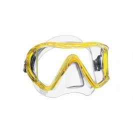 Mares Maska I3, transparentní/žlutá
