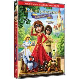 Labutí princezna 7: Královská mise   - DVD