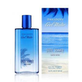 Davidoff Cool Water Summer Exotic Man - EDT 125 ml Pánské parfémy