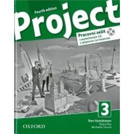 Hutchinson, T.; Hardy-Gould, J.; Trnová,: Project Fourth Edition 3 Pracovní sešit s poslechovým CD a Slovníky, učebnice