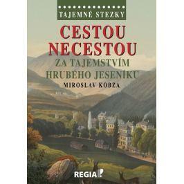 Kobza Miroslav: Tajemné stezky - Cestou necestou za tajemstvím Hrubého Jeseníku Záhady