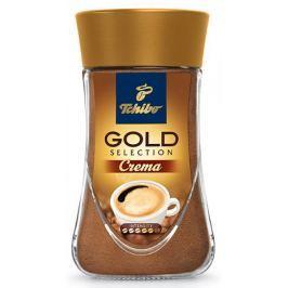 Tchibo Gold Selection Créma 180g, instantní káva Káva