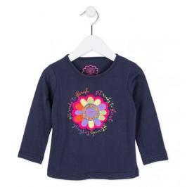 Losan dívčí tričko 98 tmavě modrá Produkty