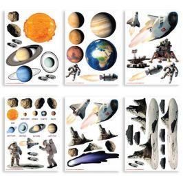 Walltastic Samolepicí dekorace Vesmír Tapety, samolepky