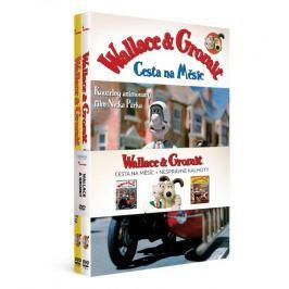 Kolekce Wallace a Gromit (2DVD)   - DVD Animované