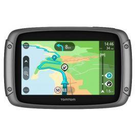 TomTom Rider 420 EU - LIFETIME s doživotní aktualizací map Evropy GPS navigace