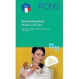Mercier F.: Desetiminutovky - Francouzština Slovníky, učebnice