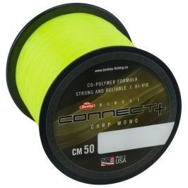 Berkley Vlasec Connect CM50 Yellow 600 m 0,25 mm, 4,5 kg