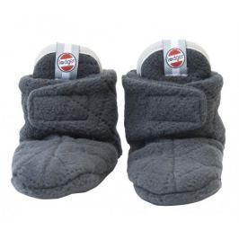 Lodger Slipper Fleece Scandinavian Coal 20 tmavě šedá Obuv
