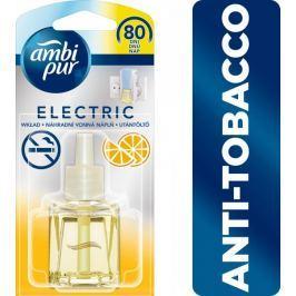 Ambi Pur Plug-In Anti Tobacco Náplň do osvěžovače vzduchu 20ml Osvěžovače, svíčky