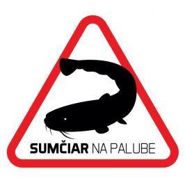 Delphin Samolepka Na Palubě Sk Sumcař Produkty