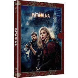 Pátá vlna (knižní edice)   - DVD Dobrodružné