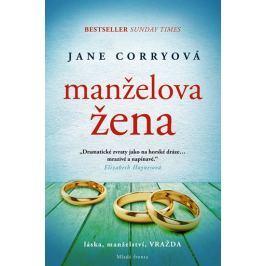 Corryová Jane: Manželova žena Dobrodružné, thrillery