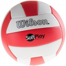 Wilson Soft Play Red/White Volejbal