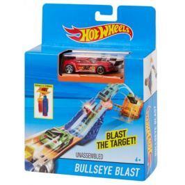 Hot Wheels Dráha do kapsy Bullseye Blast Autodráhy
