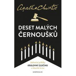 Christie Agatha: Christie: Deset malých černoušků Krimi, detektivky