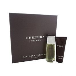 Carolina Herrera Herrera For Men - EDT 100 ml + balzám po holení 100 ml Doplňky do domácnosti